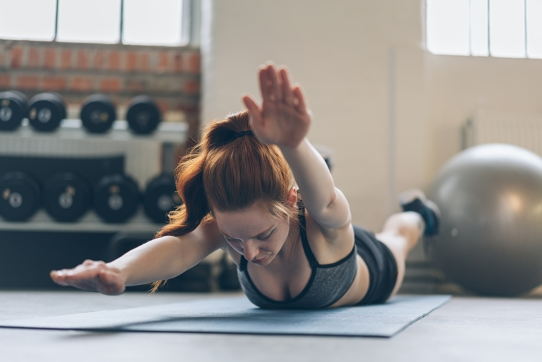 Rückenfit - Fitness Gesundheitstraining Wellness im Vita Leer Ostfriesland