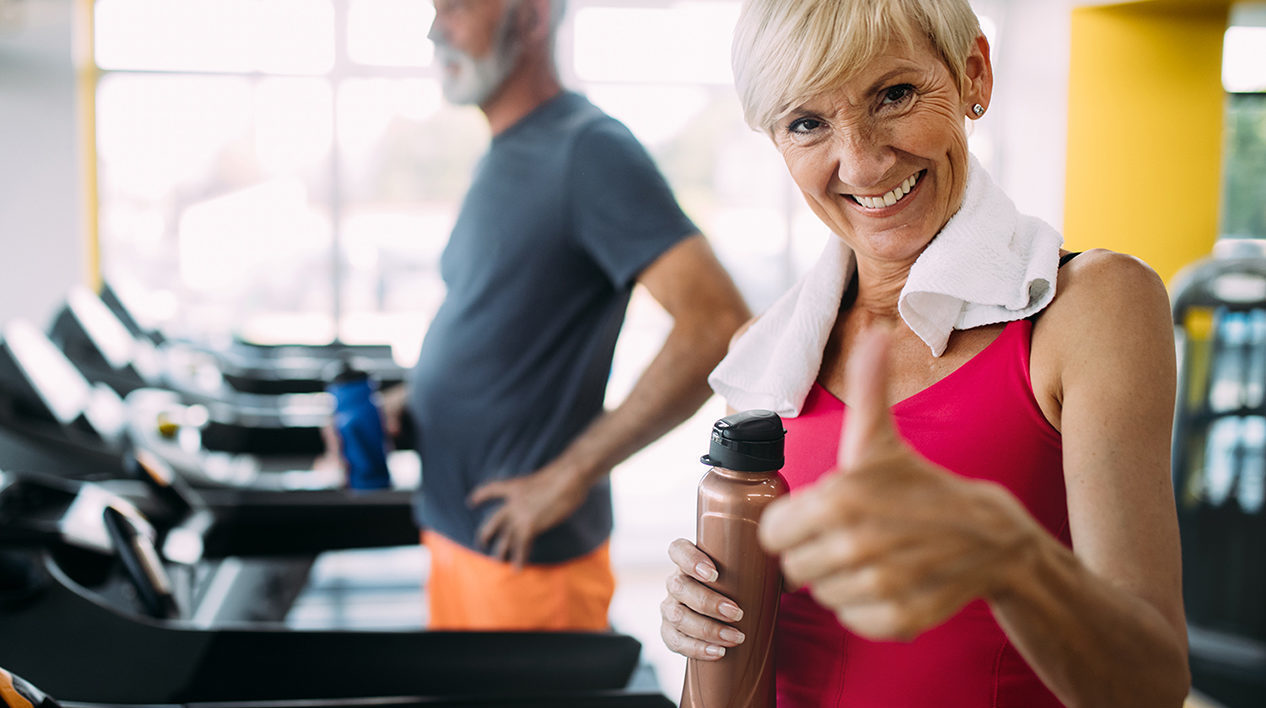 Glücklicher mit Vita Fitness Gesundheit und Wellness in Leer - Ostfriesland
