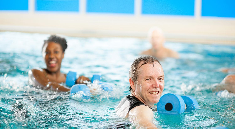 Aquagymnastik - Fitness Wellness und Gesundheitstraining in im Vita Leer